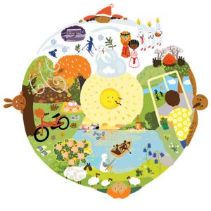 Affischbild för Vem tar har om hösten