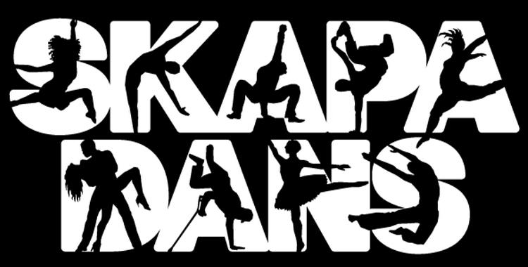 Logotyp för Skapa Dans