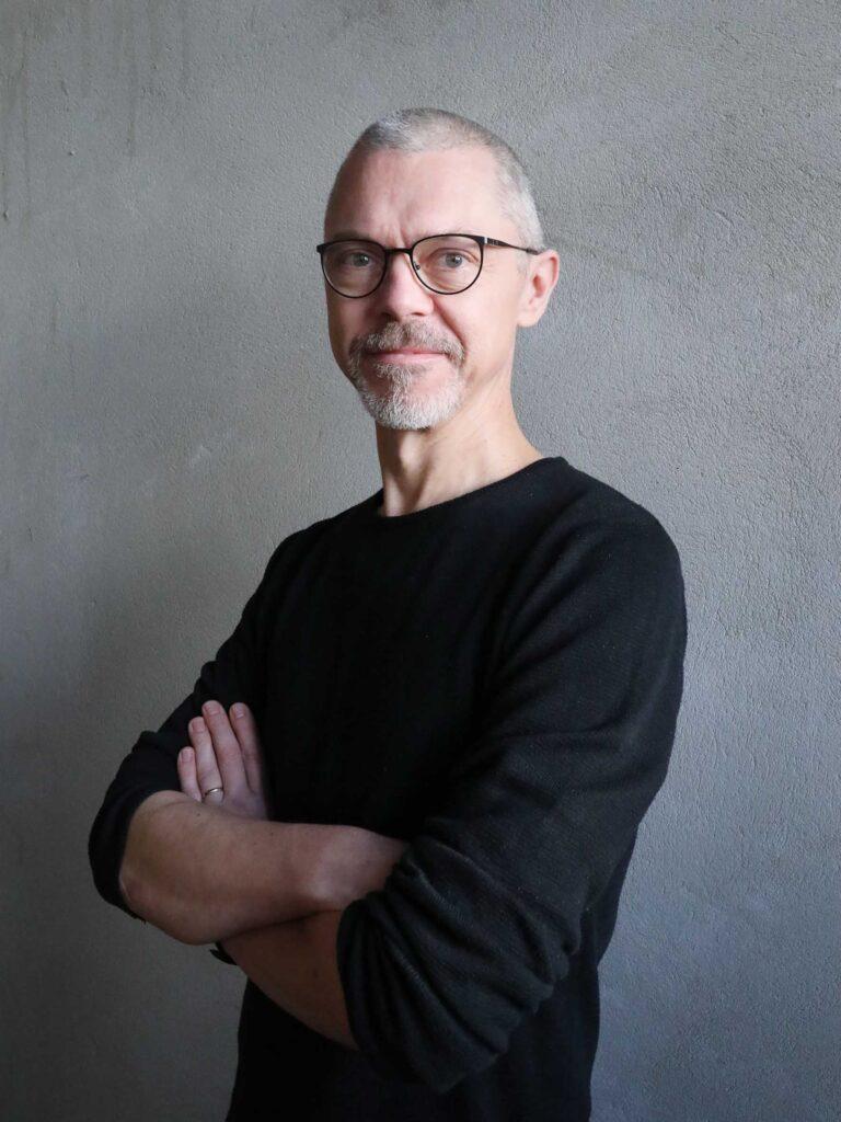 Pelle Öhlund, regissör.